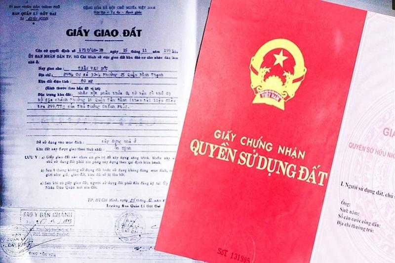 Những khoản tiền nào phải nộp khi làm sổ đỏ cho đất có giấy tờ? (15h ngày 29.8)