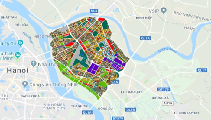 Hà Nội: Điều chỉnh cục bộ quy hoạch phân khu đô thị N10 tại quận Long Biên