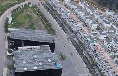"""Quảng Ninh: Hai dự án """"đất vàng"""" du lịch nghỉ dưỡng vẫn chật vật tìm chủ đầu tư"""