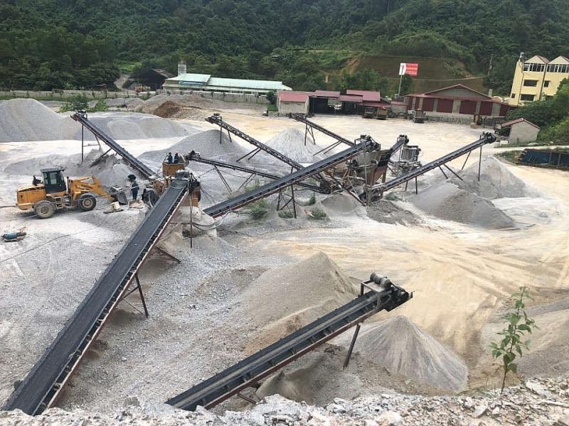 Cao Bằng: Ngăn chặn kịp thời hoạt động khai thác khoáng sản trái pháp luật