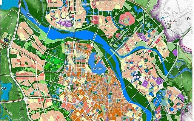 Hà Nội: Điều chỉnh tổng thể Quy hoạch chung xây dựng Thủ đô đến năm 2030