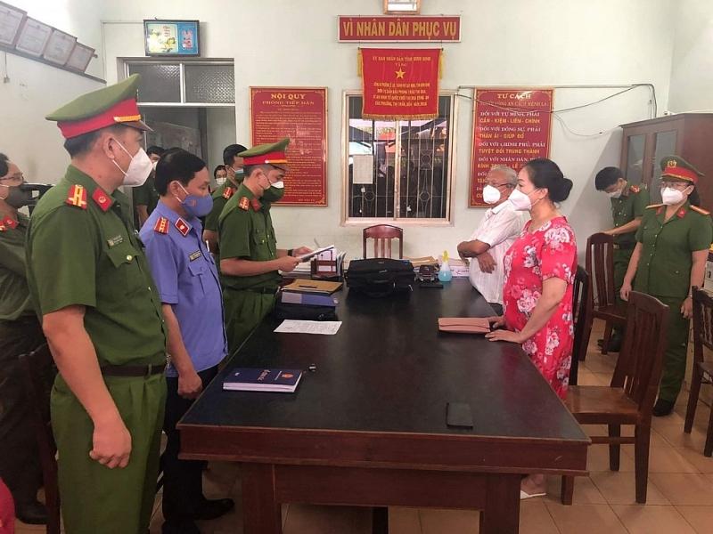 Phú Yên: Khởi tố Chủ tịch HĐQT Công ty An Phú Thịnh trốn thuế