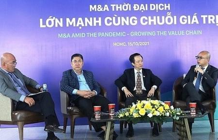M&A thời đại dịch: Cơ hội vươn lên cho doanh nghiệp Việt